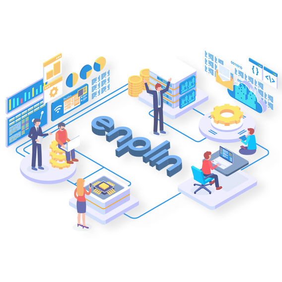 Enplin is a global Agency of marketers and ecommerce professionals in Milan from 1996 - Enplin Internet & Webmarketing for your Business in Italy - Milan